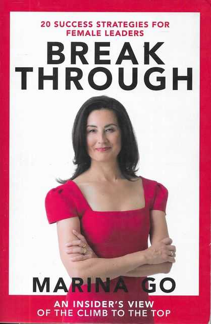 Image for Break Through: 20 Success Strategies for Female Leaders