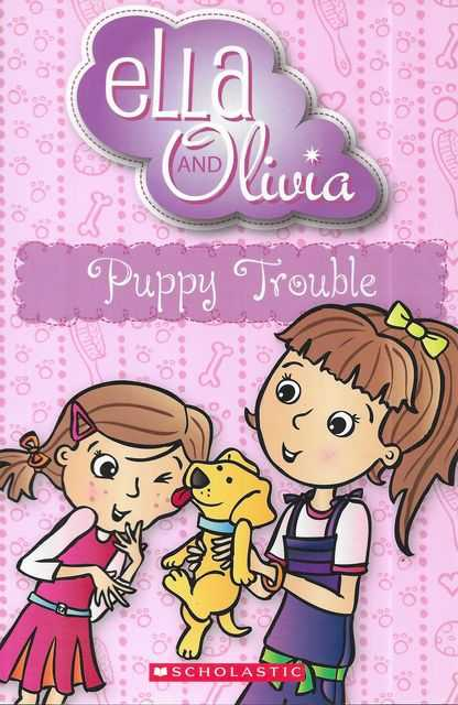 Image for Ella and Olivia: Puppy Trouble
