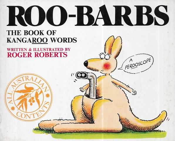 Image for Roo-Barbs - The Book Of Kangaroo Words