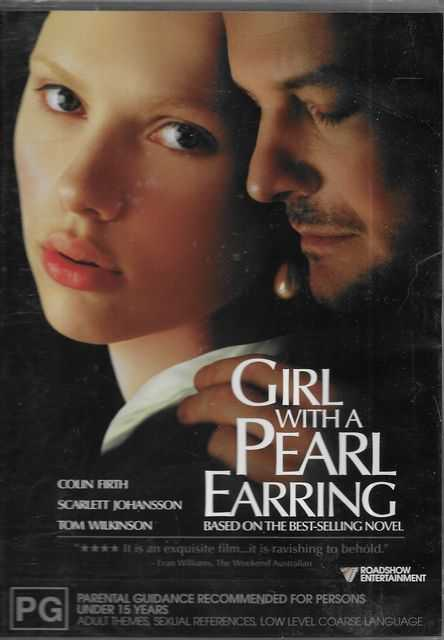 Image for Girl With A Pearl Earring [DVD]