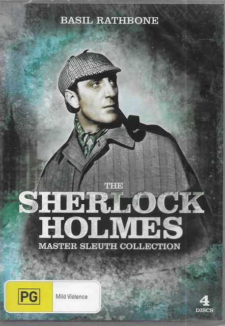 Image for The Sherlock Holmes Master Sleuth Collection