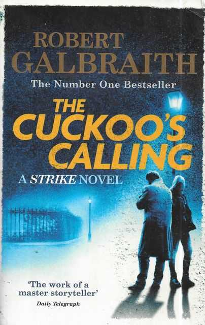 Image for The Cuckoo's Calling [A Strike Novel]