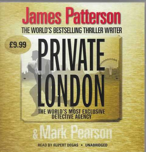 Image for Private London [Read by Rupert Degas] [6 CD's]