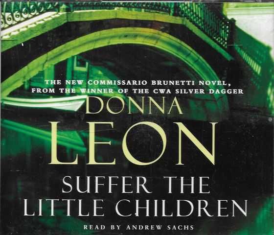 Image for Suffer The Little Children [Read by Andrew SAchs] [3 CD's]