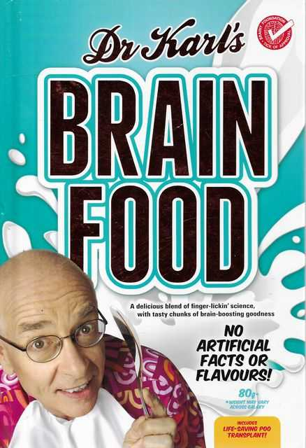 Image for Dr Karl's Brain Food