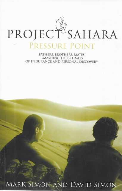 Image for Project Sahara: Pressure Point
