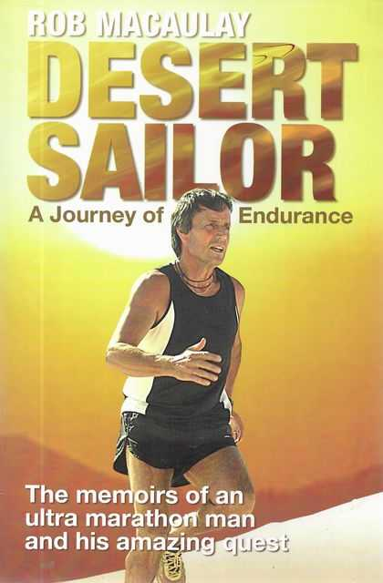 Image for Desert Sailor: A Journey of Endurance