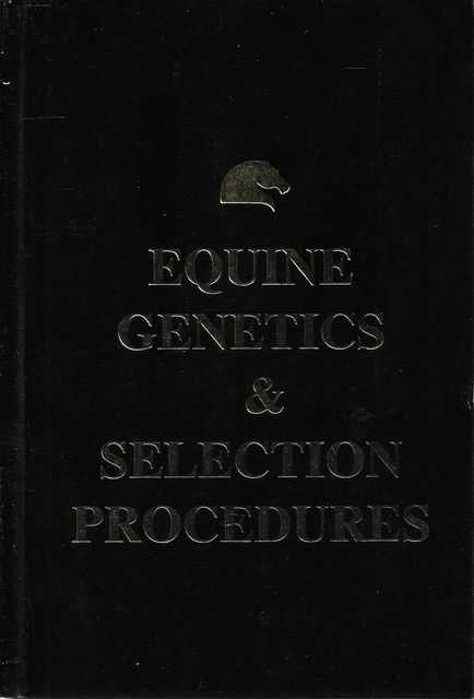 Image for Equine Genetics & Selection Procedures
