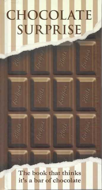 Image for Chocolate Suprise: The Book That Thinks It's A Bar of Chocolate