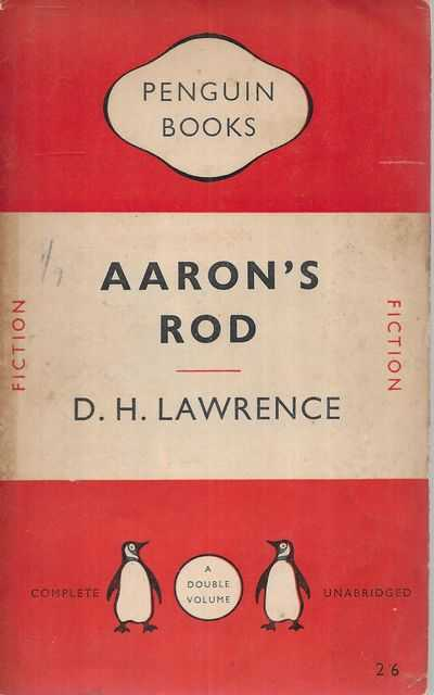 Image for Aaron's Rod