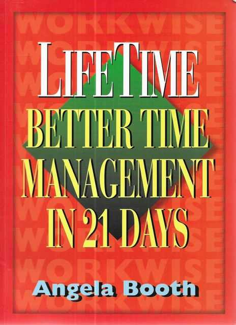 Image for LifeTime: Better Time Management in 21 Days