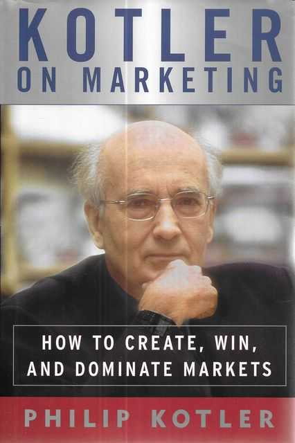 Image for Kotler on Marketing