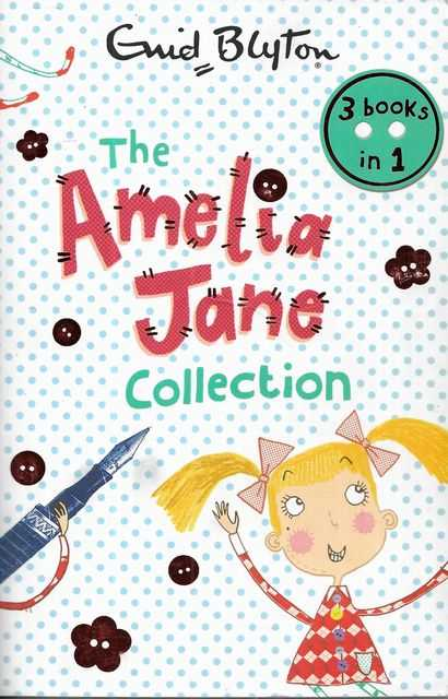 Image for The Amelia Jane Collection [3 Books In One]