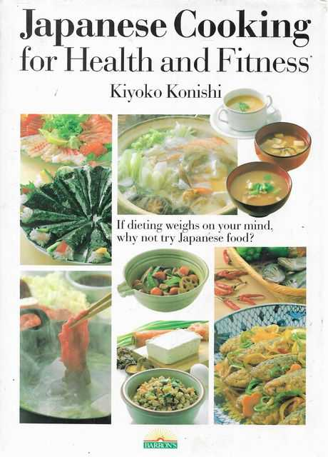 Image for Japanese Cooking for Health and Fitness