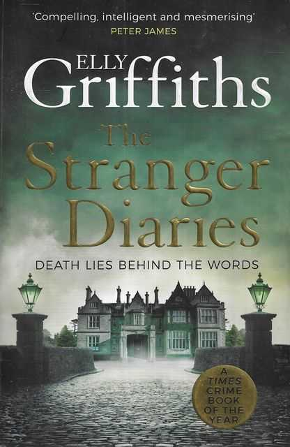 Image for The Stranger Diaries