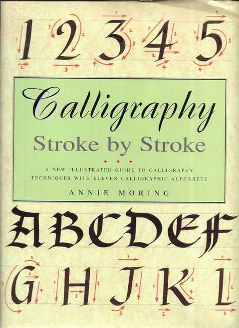 Image for Calligraphy: Stroke by Stroke