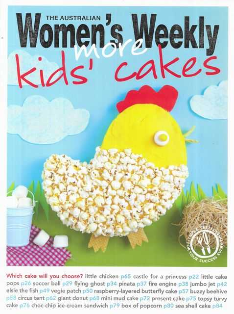 Image for More Kids' Cakes