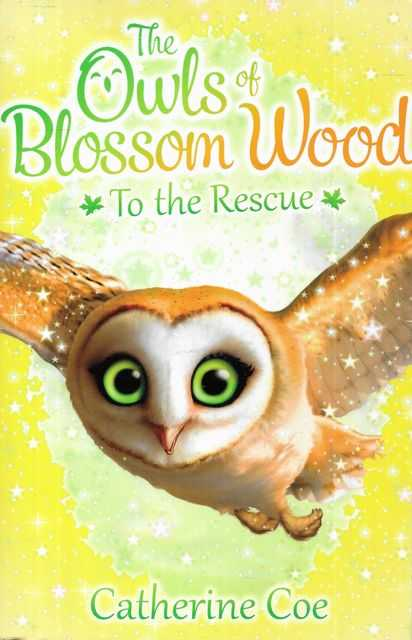Image for The Owls of Blossom Wood To The Rescue