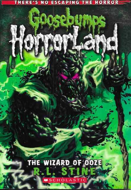 Image for Goosebumps: Horrorland #17: Wizard of Ooze