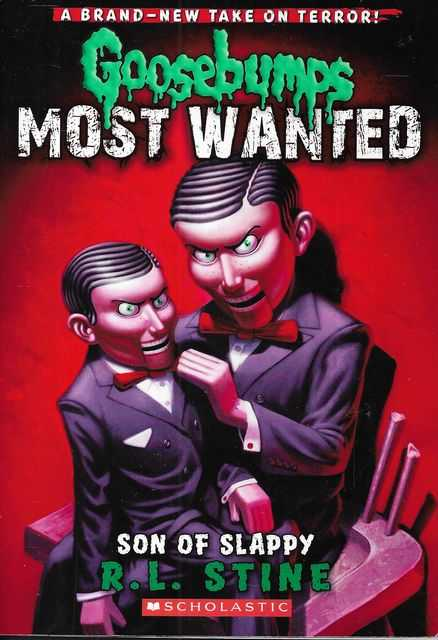Image for Goosebumps: Most Wanted: #2 Son of Slappy