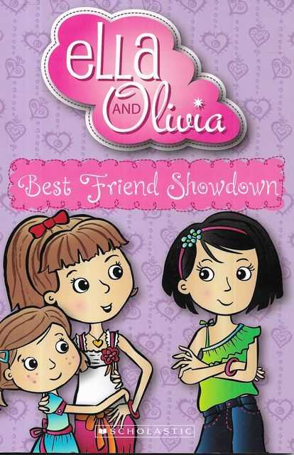 Image for Ella and Olivia: #2 Best Friend Showdown