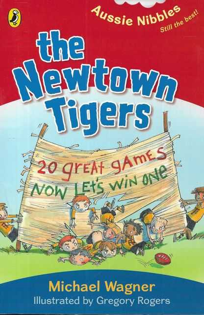 Image for Aussie Nibbles: The Newtown Tigers