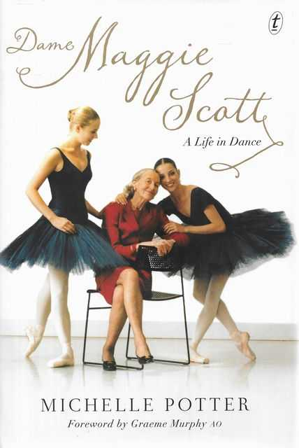 Image for Dame Maggie Scott: A Life in Dance