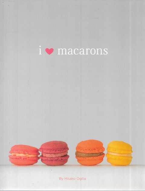 Image for I Love Macarons