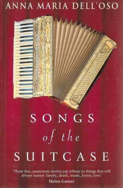 Image for Songs of the Suitcase