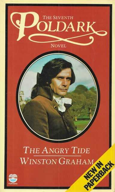 Image for The Angry Tide: A Novel of Cornwall 1798-1799 [The Seventh Poldark Novel]