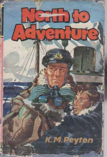 Image for NORTH TO ADVENTURE (Seagull Library)