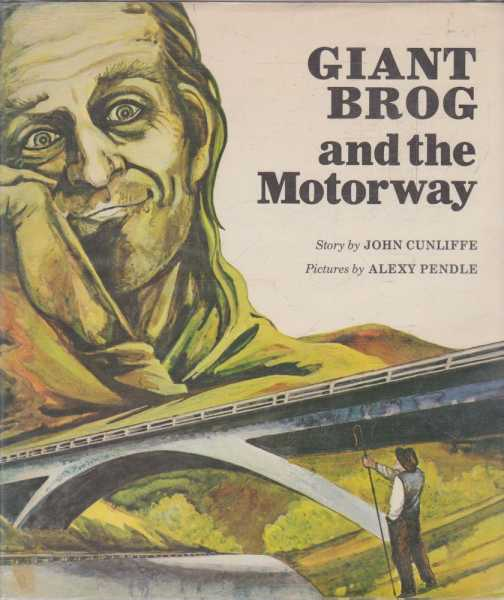 Image for GIANT BROG and the Motorway