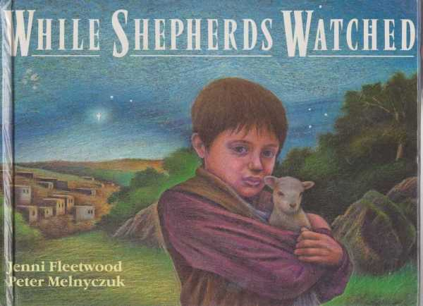 Image for WHILE SHEPHERDS WATCHED