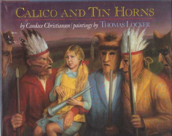 Image for CALICO AND TIN HORNS