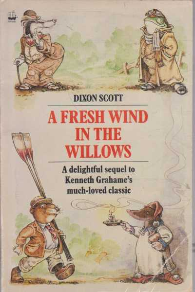 Image for A FRESH WIND IN THE WILLOWS