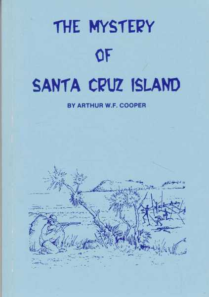 Image for THE MYSTERY SOF SANTA CRUZ ISLAND