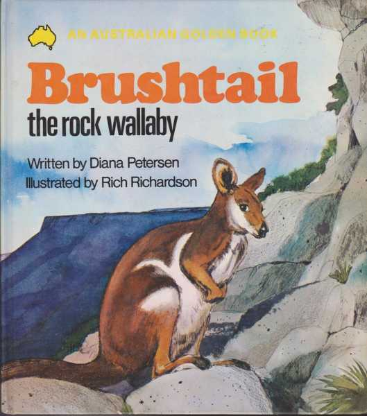 Image for Brushtail the Rock Wallaby [Pictorial Boards]