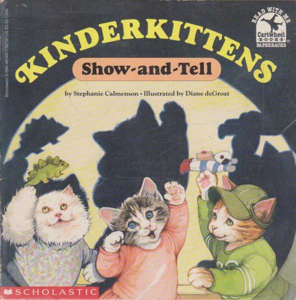 Image for KINDERKITTENS: SHOW-AND-TELL