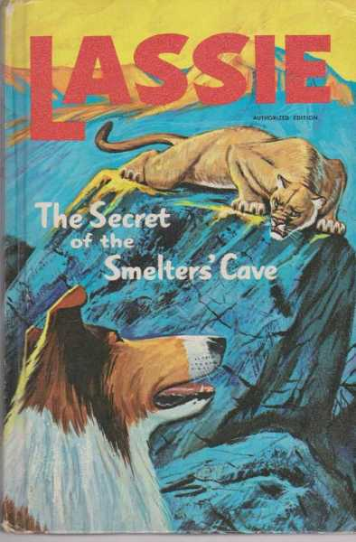 Image for LASSIE - The Secret of the Smelter's Cave