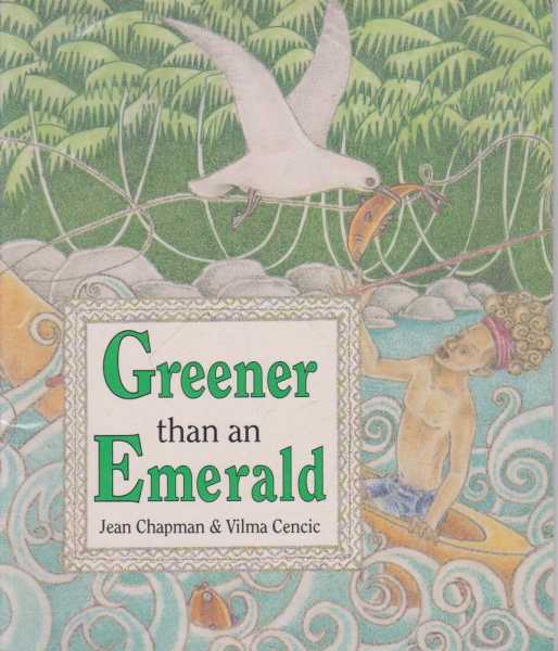 Image for GREENER THAN AN EMERALD