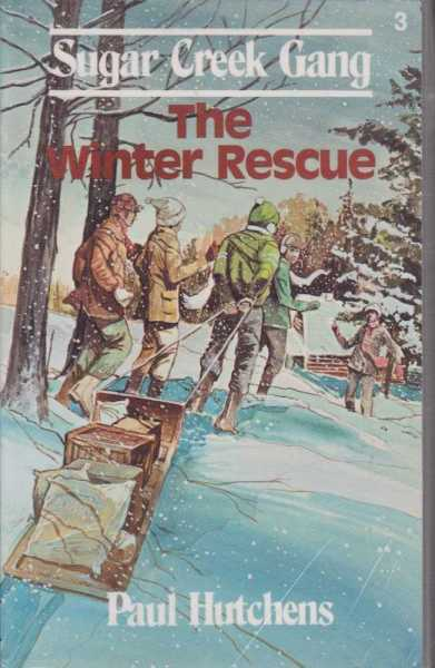 Image for THE WINTER RESCUE (Sugar Creek Gang # 3 )