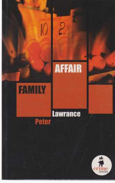 Image for FAMILY AFFAIR [Crime Waves Series]