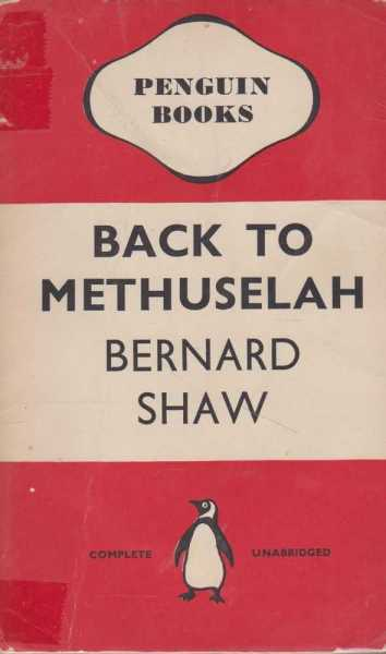 Image for BACK TO METHUSELAH: A Metabiological Pentateuch