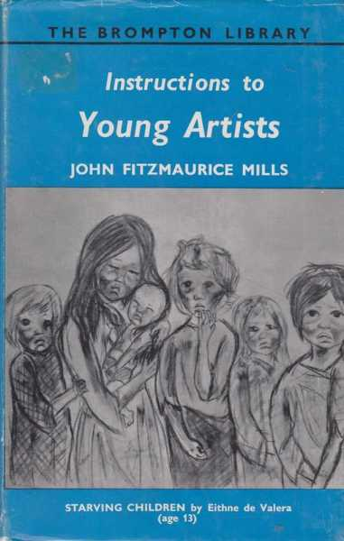 Image for INSTRUCTIONS TO YOUNG ARTISTS