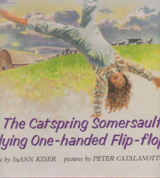 Image for THE CATSPRING SOMERSAULT FLYING ONE-HANDED FLIP-FLOP