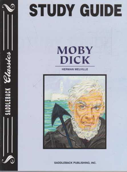 Image for MOBY DICK Study Guide Only( Saddleback Classics )