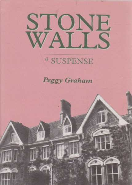 Image for STONE WALLS : A Suspense