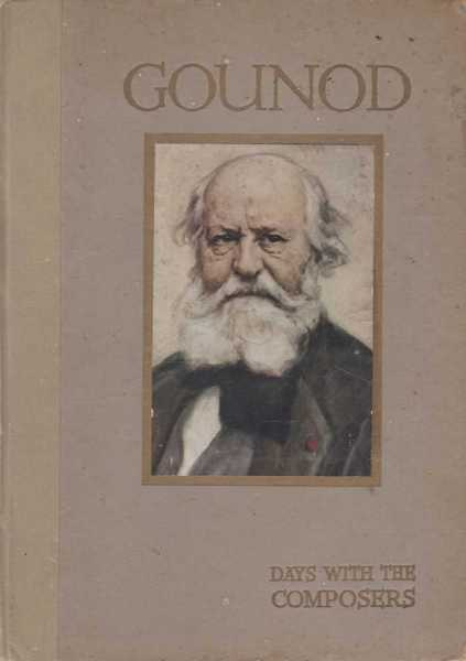 Image for Gounod - Days with the Composers.