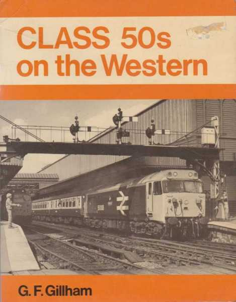 Image for Class 50s on the Western